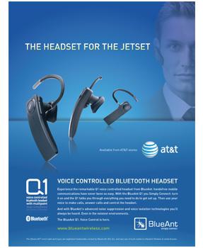 Post image for BlueAnt – US Magazine advert
