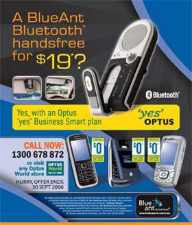 Post image for BlueAnt – BRW magazine advertisement