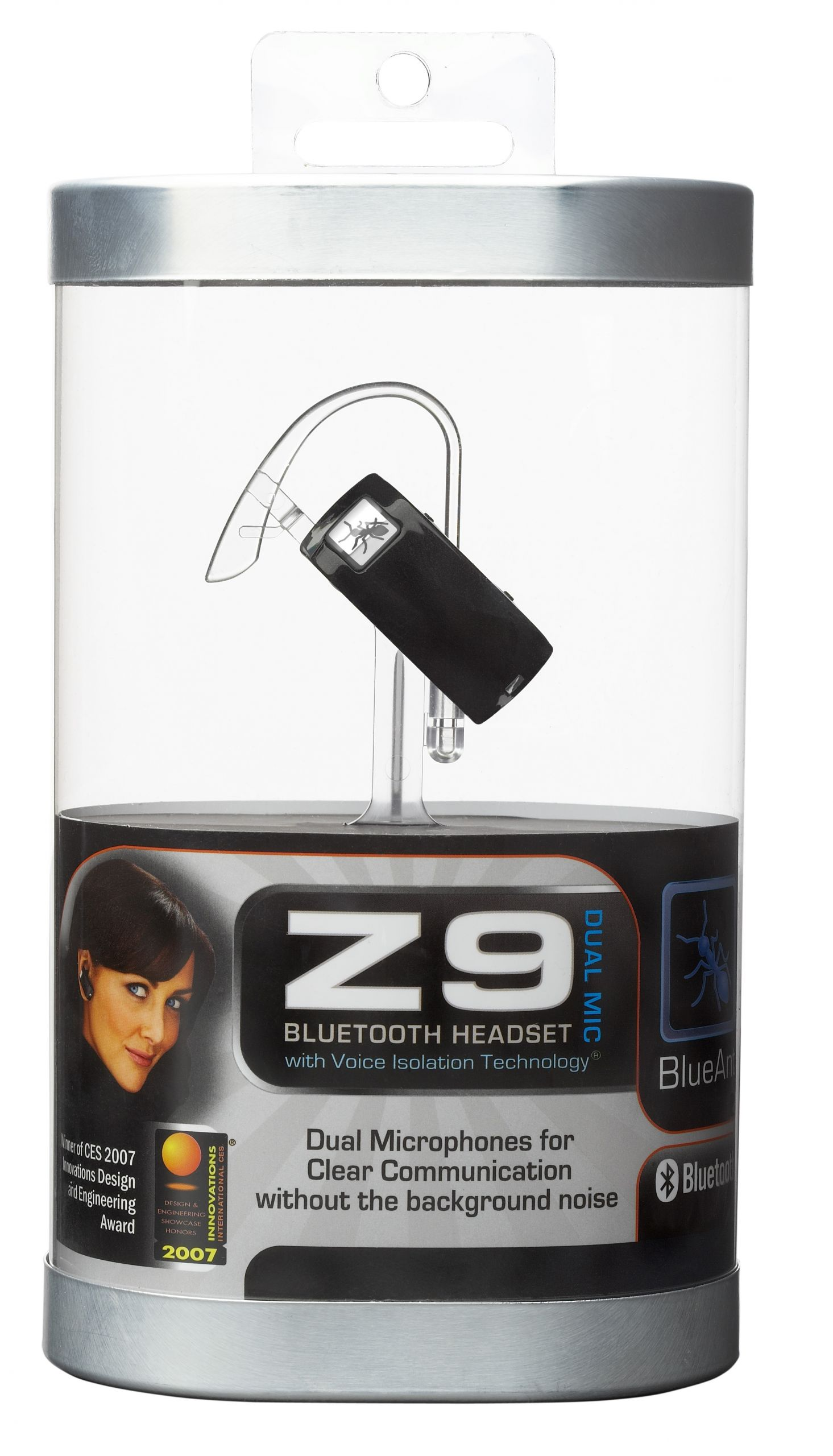 Blueant Z9 in Packaging