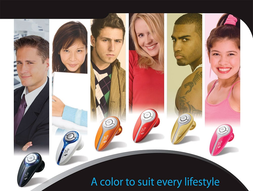 Blueant X3 Lifestyle